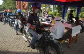 Sekeluarga Reaktif Covid-19 di Surabaya Meninggal, 69 Tetangga Dirapid Test