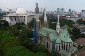 Katedral Jakarta Belum Gelar Misa dalam Waktu Dekat,…