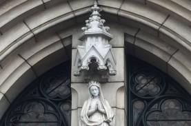 Katedral Belum Buka Layanan, Umat Diminta Ibadah via…
