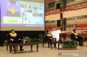 Universitas Udayana Mewisuda 670 Mahasiswa Secara…