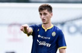 Rp516 Miliar, Juventus Boyong Bek Timnas Albania dari Verona