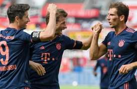 Hasil Bundesliga, Bayern Munchen Pertahankan Gelar Tinggal Soal Waktu