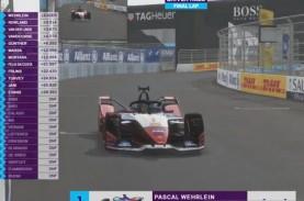 Formula E Virtual Seri ke-7, Pascal Wehrlein Jadi…