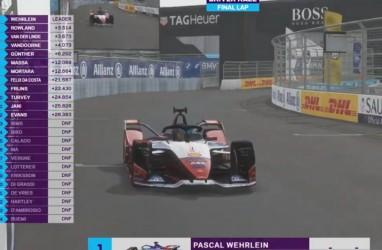 Formula E Virtual Seri ke-7, Pascal Wehrlein Jadi yang Tercepat