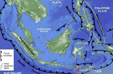Ini 6 Gempa Besar yang Melanda Wilayah Maluku Utara sejak 1914