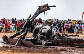 DPR: Helikopter M-17 Masih Baru, Selidiki Penyebab Kecelakaan