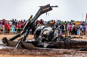 DPR: Helikopter M-17 Masih Baru, Selidiki Penyebab…