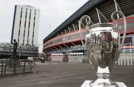 Lisbon, Frankfurt, Moskwa, Istanbul Gelar 8 Besar Liga Champions