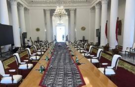 Hari Ini Istana Gelar Kembali Rapat Secara Tatap Muka