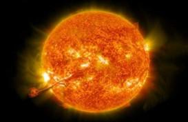 Menengok Medan Magnet Matahari Pada Solar Corona