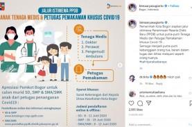 Pemkot Bogor Beri Jalur PPDB Istimewa bagi Tenaga…