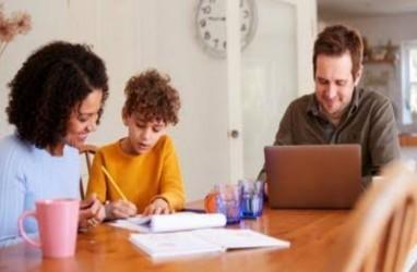 4 Tahap Penting Ketika Anak Belajar di Rumah