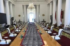 5 Terpopuler Nasional, Istana Gelar Kembali Rapat…