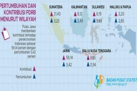 Pertumbuhan Ekonomi Indonesia Menuju Fase Negatif…
