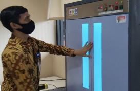 BATAN Ciptakan Robot Pembasmi Virus