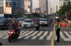 PSBB Transisi, Arus Lalin Jalan Protokol Jakarta Barat Naik 80 Persen