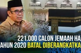 Pemerintah Indonesia Absen Berangkatkan Jemaah Haji…