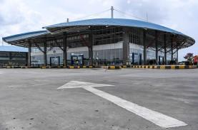 Layanan Sudah Buka 24 Jam, Terminal Pulo Gebang Sepi…