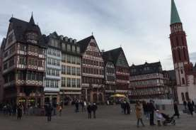 Ekspor Jerman Anjlok pada April, Paling Tajam Sepanjang…