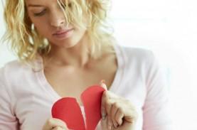 Tak Perlu Murung, Ini 10 Cara Atasi Putus Cinta