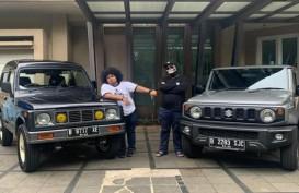 Katana Ala Jimny JDM Milik Babe Cabita, Ditawar Rp325 Juta oleh Andre Taulany