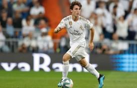 Bek Real Madrid Alvaro Odriozola Ingin Balik ke Sociedad