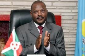Presiden Burundi Pierre Nkurunziza Dikabarkan Meninggal…