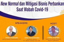 LPS, BCA, dan Bisnis Indonesia Bahas New Normal & Mitigasi Perbankan Saat Pandemi