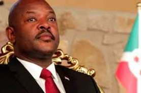 Presiden Burundi Meninggal Mendadak, Diduga Terkena…