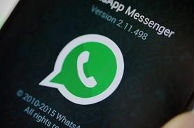 Waspada! Nomor Pengguna Whatsapp Bisa Bocor di Mesin…