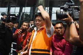 KPK Setorkan Denda Rp600 Juta ke Kas Negara dari Terpidana…