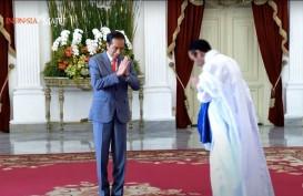 Istana Gelar Acara Kenegaraan Secara Langsung, Presiden Terima 7 Dubes