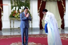Istana Gelar Acara Kenegaraan Secara Langsung, Presiden…
