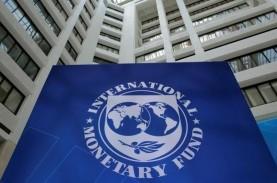 IMF Kucurkan Dana Bantuan US$5 Miliar untuk Ukraina