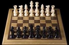 Grandmaster Catur 'Antariksa' Berakhir Imbang