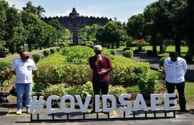 Akhir Pekan Ini, Candi Borobudur Siap Dibuka