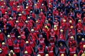 Bahas RUU Cipta Kerja, Asosiasi Buruh Usul Pembentukan…