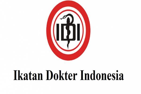 Logo Ikatan Dokter Indonesia (IDI) - Istimewa