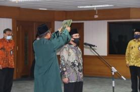 Kukuh Achmad Resmi Jabat Kepala Badan Standardisasi…