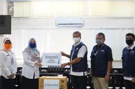 ITDC Sumbang Masker Untuk 11 RS Bali dan NTB