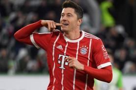 Bayern Munchen ke Final Piala Jerman, vs Leverkusen