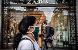 Penjualan Online Peritel Fesyen Zara Melonjak 95 Persen pada Kuartal I/2020