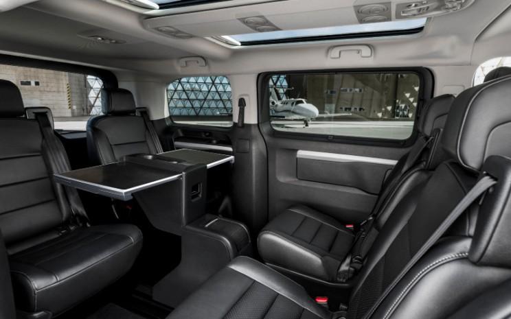 Kursi sekarang menjadi bagian dari layanan dasar pada kendaraan Peugeot. - Peugeot