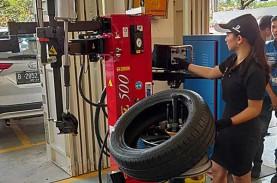 Batasi Pelanggan, Bridgestone Tomo di Jakarta Dibuka…