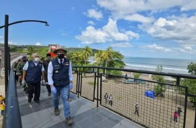 Ridwan Kamil Minta Penerapan AKB Pariwisata Mencontoh Pangandaran