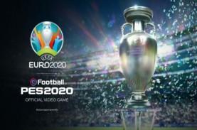 Penggemar PES, Fitur EURO 2020 Kini Bisa Didownload…