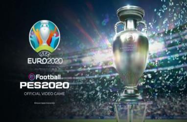 Penggemar PES, Fitur EURO 2020 Kini Bisa Didownload Gratis