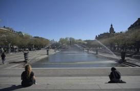 Tingkat Kepercayaan Orang Swedia kepada Uni Eropa Turun Drastis