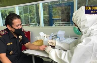 Pastikan Kondisi Kesehatan Pegawai, Kemenkeu Jayapura Gelar Rapid Test Covid-19