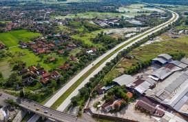 LHR Naik Tak Signifikan, Lalu Lintas Jalan Tol Belum Normal